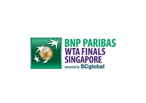 WTA Finals Singapore Logo (PRNewsFoto/Women's Tennis Association _WTA_)
