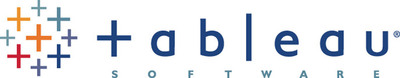 Tableau Software Logo. (PRNewsFoto/Tableau Software, Inc.)