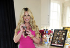 Kim Zolciak Biermann teams up with Mama Walker's(TM) breakfast inspired liqueurs to celebrate upcoming National Breakfast for Dinner Day on April 26. (PRNewsFoto/Pernod Ricard USA)