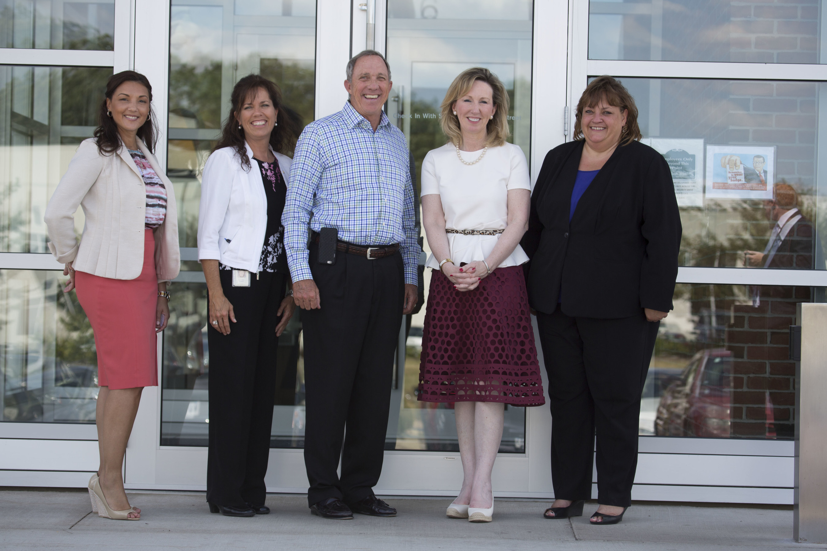Navy Federal Hosts VA Congresswoman Barbara Comstock at Winchester Operations