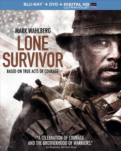 Lone Survivor Blu-ray(TM) Combo Pack (PRNewsFoto/Universal Studios Home Ent.)
