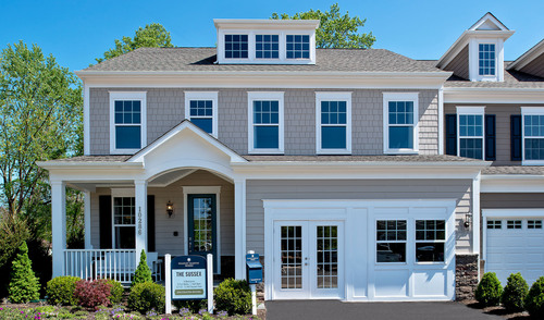 The Award Winning Sussex Model at Oakton East.  (PRNewsFoto/Stanley Martin Homes)