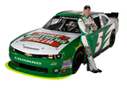 Hunt Brothers(R) Pizza will be the primary sponsor for Kevin Harvick and the No. 5 JR Motorsports Chevrolet for the History 300 May 24 at Charlotte (N.C.) Motor Speedway. (PRNewsFoto/Hunt Brothers Pizza)