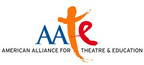 American Alliance for Theatre and Education (AATE) logo.  (PRNewsFoto/American Alliance for Theatre and Education (AATE))