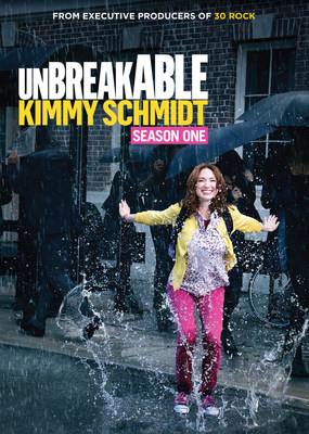 From Universal Pictures Home Entertainment: Unbreakable Kimmy Schmidt Season One