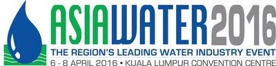 Asia Water 2016 Logo