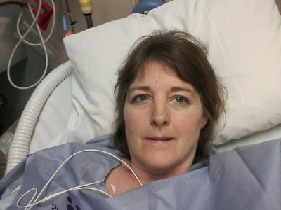 Elizabeth Wallner, a 52-year-old single mom from Sacramento, Calif. with stage IV colon cancer that has spread to her liver and lungs who advocated for Calif. End of Life Option Act
