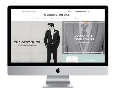 Weddington Way Debuts Tuxedo & Suit Rentals with Launch of The Gent Shop