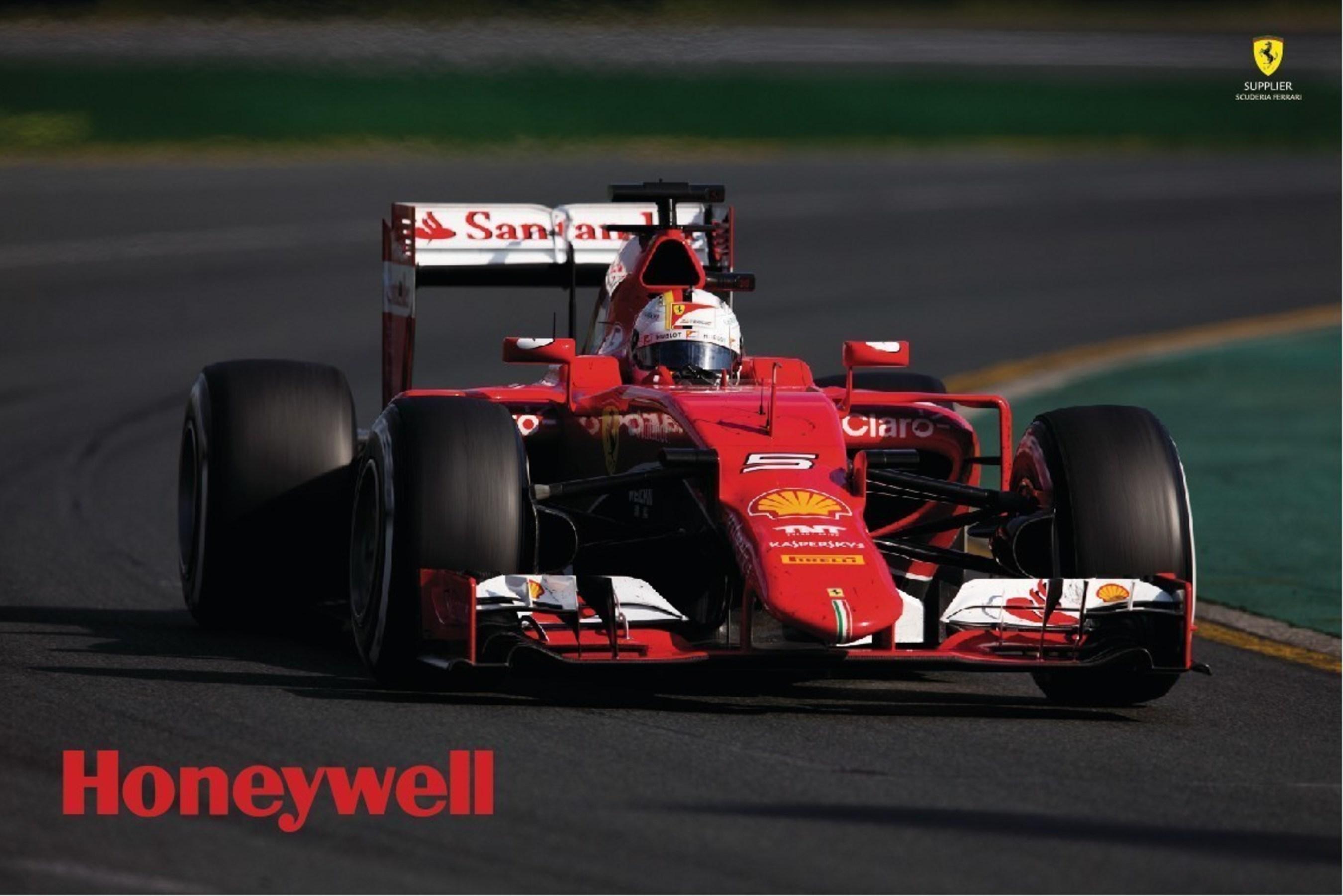 Honeywell Turbo Development aiuta la Scuderia Ferrari a generare maggiore potenza nella Formula Uno