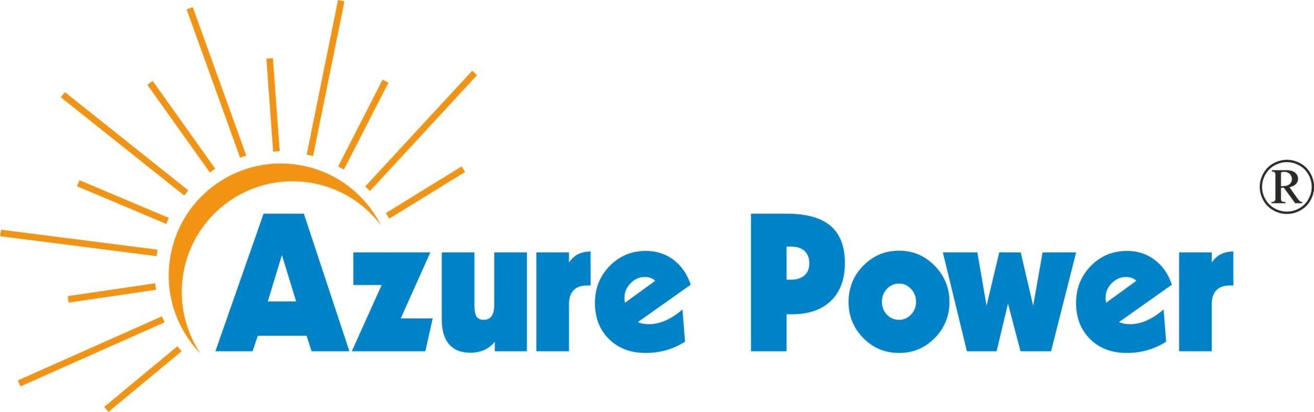 Azure Logo (PRNewsFoto/Azure Power)