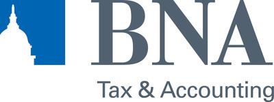 BNA Tax & Accounting logo.  (PRNewsFoto/BNA Tax & Accounting)