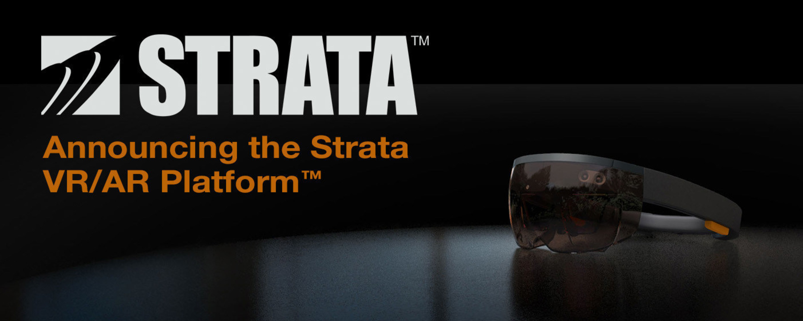Strata Announces First Round Funding for VR/AR for the Enterprise