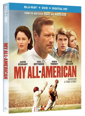 From Universal Pictures Home Entertainment: My All American