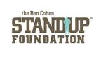 The Ben Cohen StandUp Foundation.  (PRNewsFoto/The Ben Cohen StandUp Foundation)