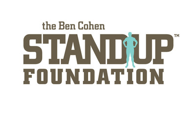 The Ben Cohen StandUp Foundation.  (PRNewsFoto/The Ben Cohen StandUp Foundation)