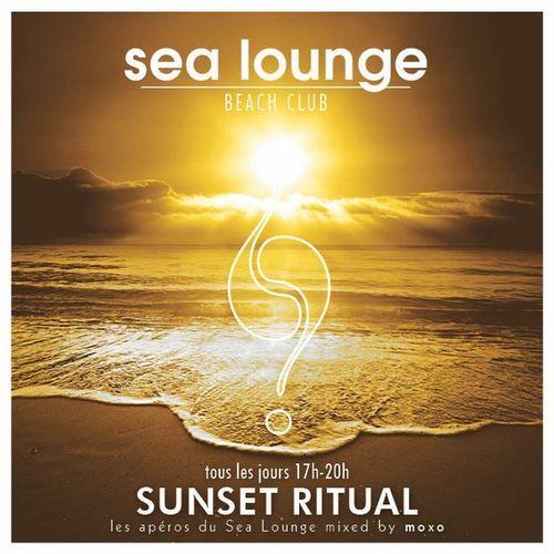 Le SEA LOUNGE (bar - restaurant - plage privée) lance les apéros-plage « SUNSET RITUAL » pour l'été
