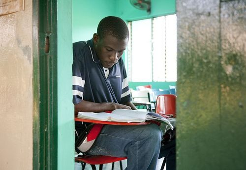 HELP's mission promotes access to a quality education (PRNewsFoto/The Libra Group)