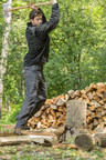Carhartt's Full Swing(TM) collection is designed with technology that allows workers to Move like you mean it(TM).