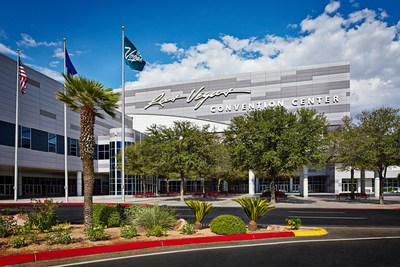Las Vegas Convention Center (credit: LVCVA)