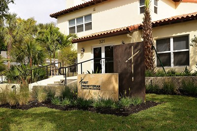 First Presbyterian Church of Fort Lauderdale, 401 SE 15 Ave., is the proud winner of Broward County's 2016 NatureScape Emerald Award.