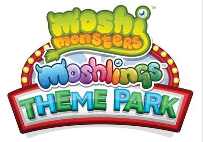 Moshi Monsters Moshlings Theme Park logo.  (PRNewsFoto/Mind Candy)