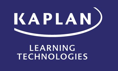 Kaplan Learning Technologies.  (PRNewsFoto/Kaplan Learning Technologies)