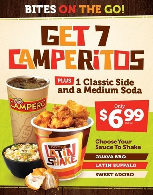 Pollo Campero Shakes Up Summer with the Return of Latin Shakers!