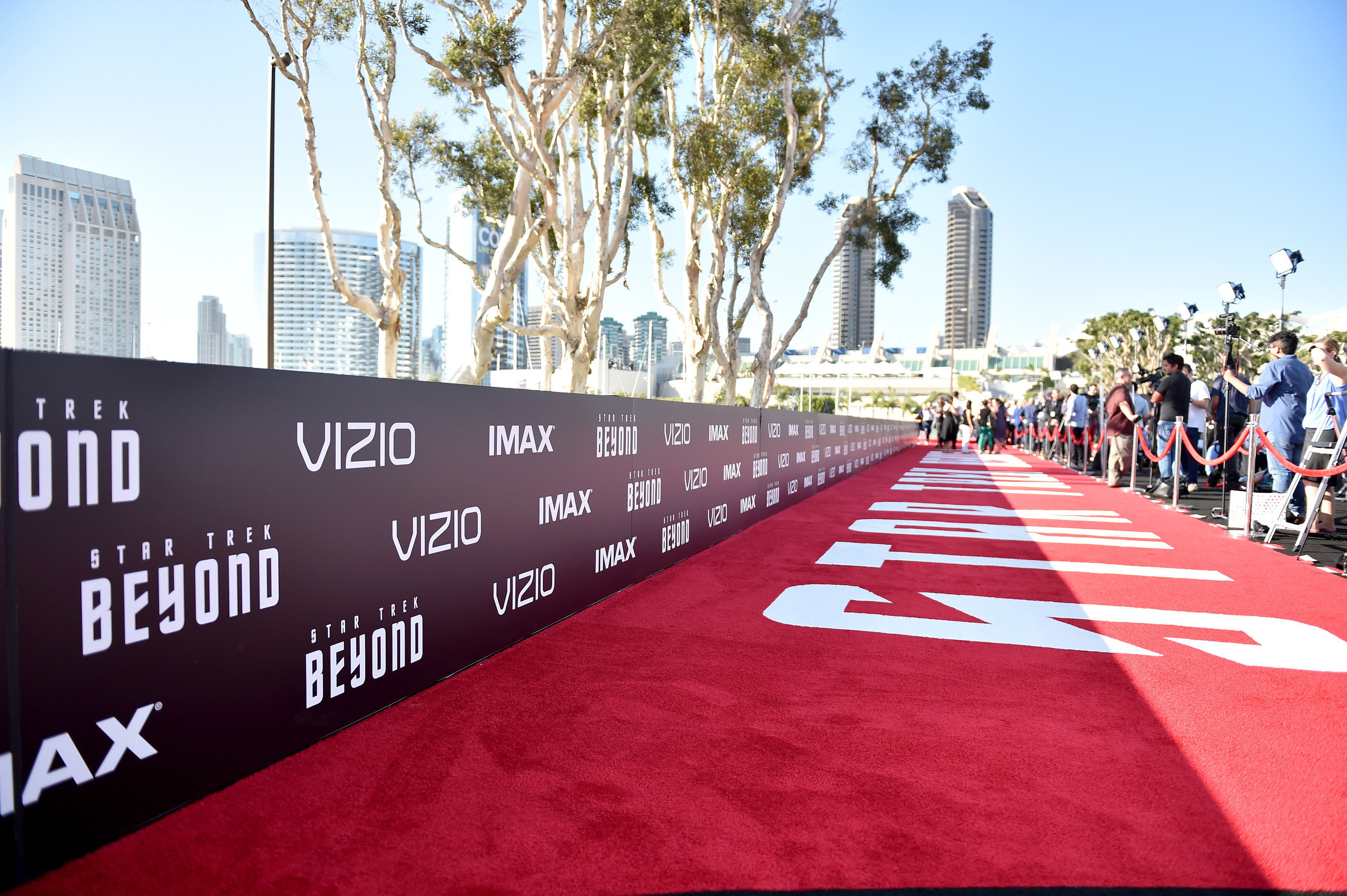 VIZIO and Paramount Pictures Partner to Celebrate the World Premiere of 'Star Trek Beyond'