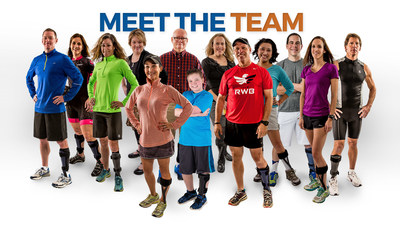 TeamUP - The first national team of people who are spreading awareness about a condition called foot drop. From left to right: Craig Vogtsberger/Colorado/Spinal Injury, Jamie Whitmore/California/Cancer Survivor, Beth Deloria/North Carolina/Spinal Injury, Trent Clayton/Pennsylvania/Cerebral Palsy, Darren Smith/Washington/Spinal Injury, Lisa Victorius/Illinois/Injury, Jill Walsh/New York/Multiple Sclerosis, Shannon Poortenga/Michigan/Spinal Injury, Rod Fulmer/Georgia/Muscular Dystrophy, Barbie Barnett/...