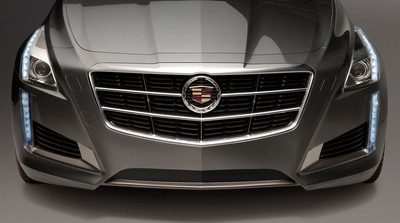 The 2014 Cadillac CTS is coming to Palmen Buick GMC Cadillac.  (PRNewsFoto/Palmen Buick GMC Cadillac)