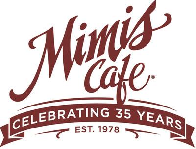 Mimi's Cafe celebrating 35 years.  (PRNewsFoto/Mimi's Cafe)