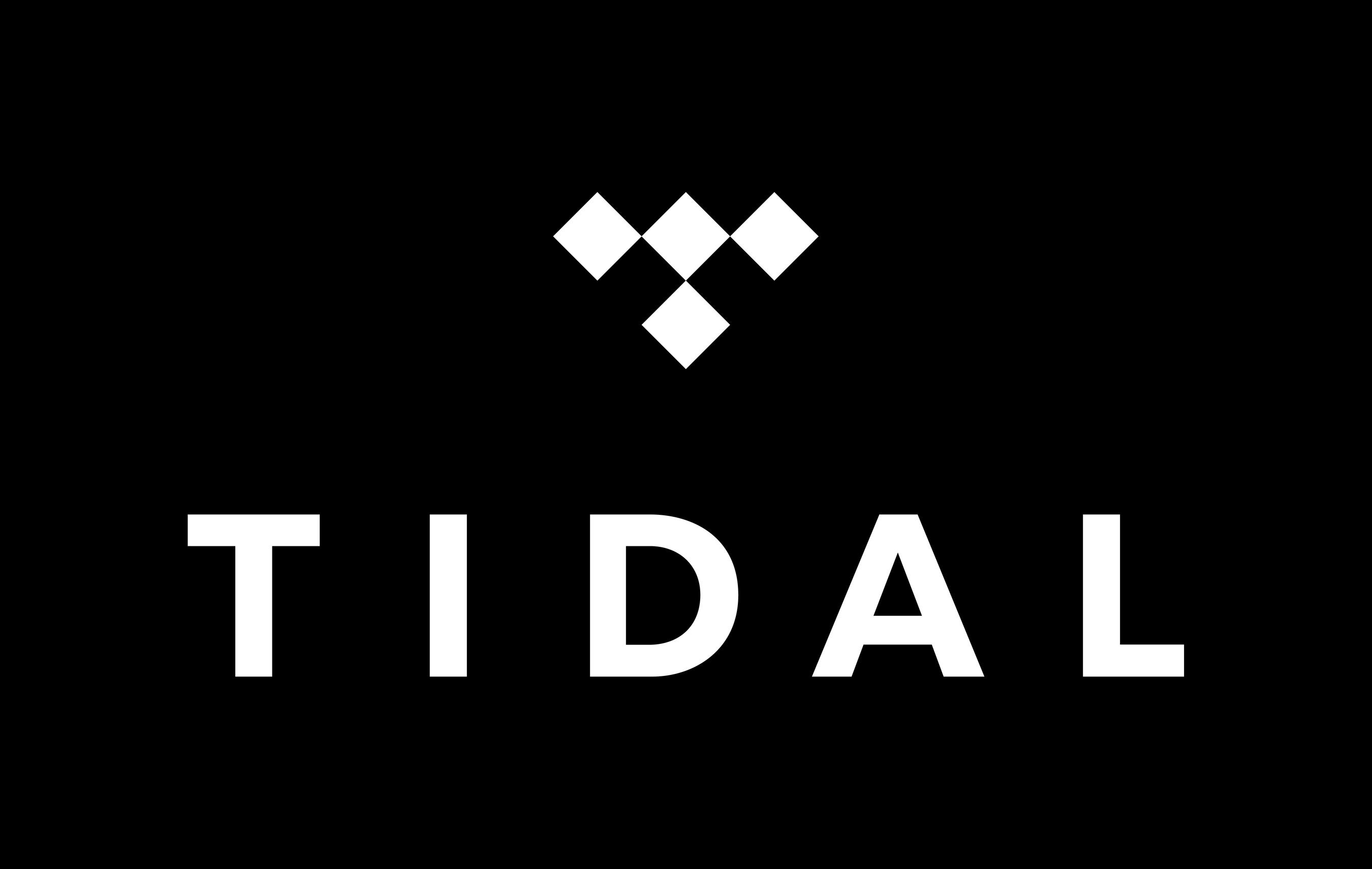 TIDAL Logo.