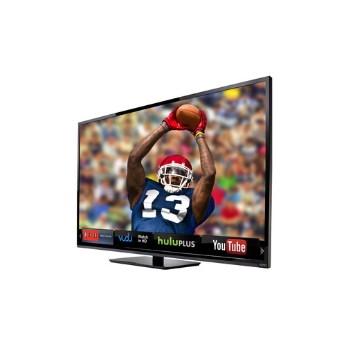 VIZIO Unveils New Large Screen, LED HDTV Models Available Now