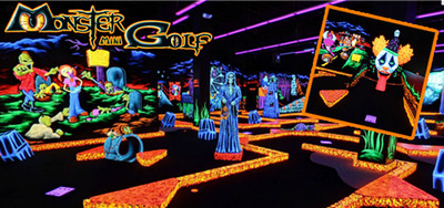 Monster Mini Golf is coming to Montgomery County, MD