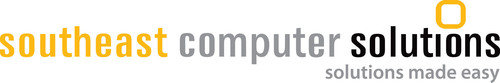SCS Company Logo. (PRNewsFoto/Southeast Computer Solutions, Inc.) (PRNewsFoto/SOUTHEAST COMPUTER SOLUTIONS...)