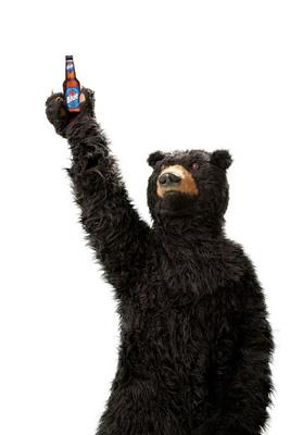The Labatt Bear is Back #RaiseItUp
