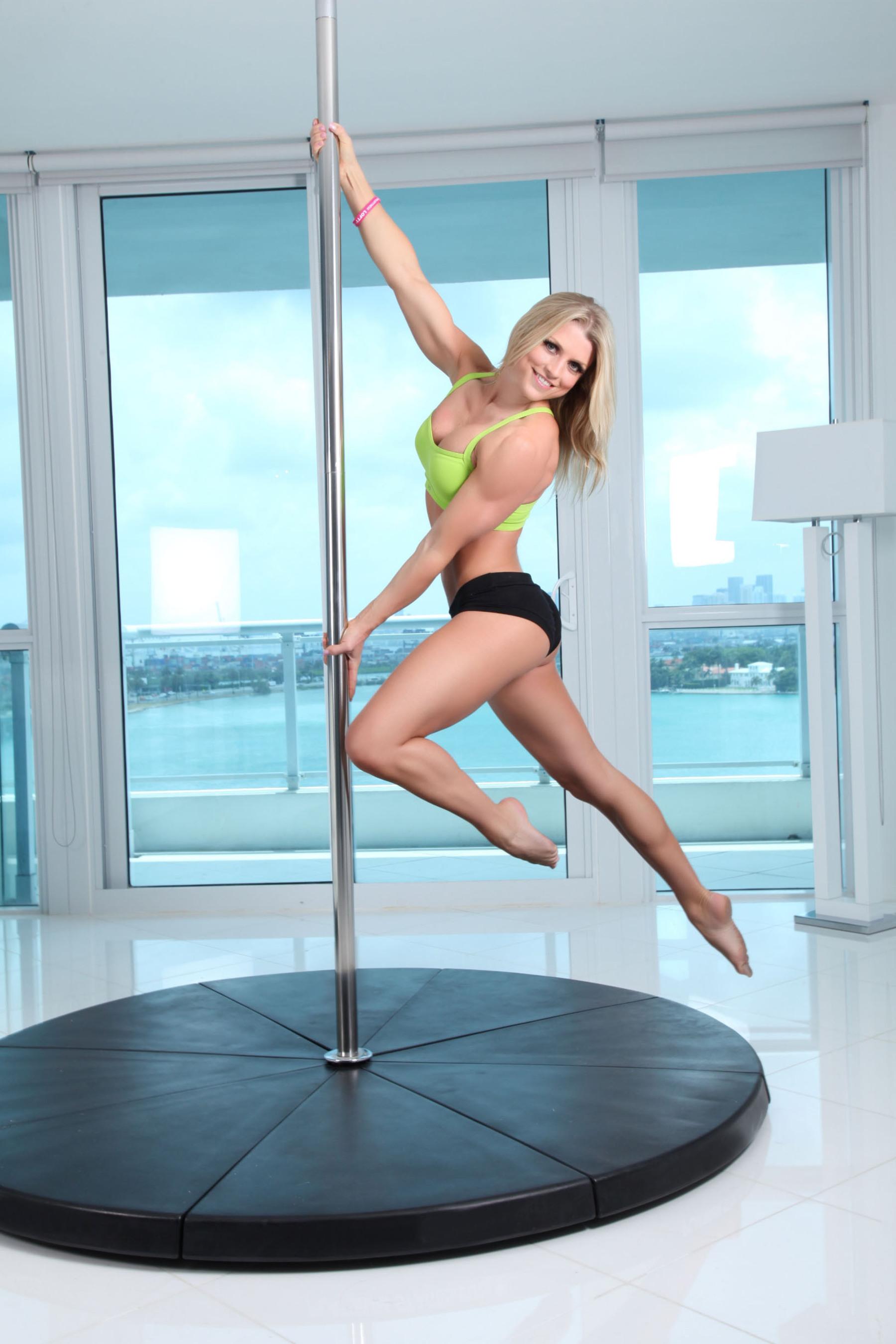 Pole Expo Founder & Owner Fawnia Dietrich. (PRNewsFoto/Pole Expo)