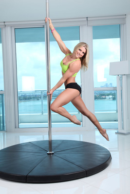 Pole Expo Founder & Owner Fawnia Dietrich. (PRNewsFoto/Pole Expo)