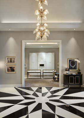 Harry Winston Salon at River Oaks District in Houston