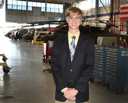 Tennessee Teen Vance Hudson Wins the 2013 Igor Sikorsky Youth Innovator Award for imagining a Helicopter that ...