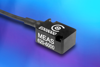 Accurately Measure Angular Velocity in Harsh Environments with Measurement Specialties' New Rate Sensor (PRNewsFoto/Measurement Specialties, Inc.) (PRNewsFoto/Measurement Specialties_ Inc_)