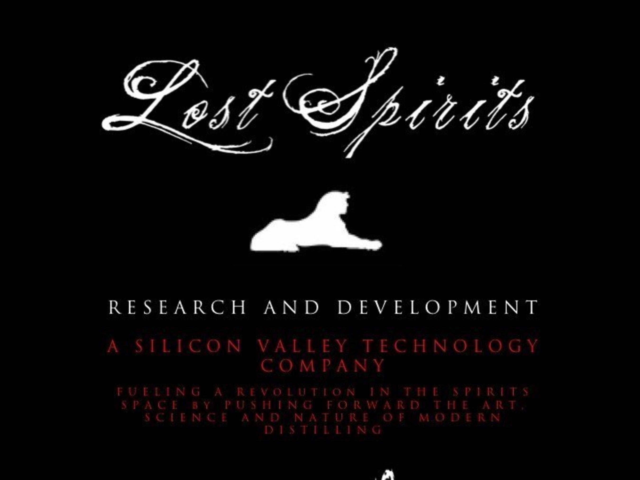 Lost Spirits Technology Logo