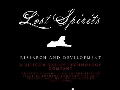 Lost Spirits Technology Logo