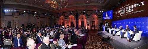 Eurasia Media Forum to coincide next year with Astana EXPO 2017 (PRNewsFoto/Eurasian Media Forum (EAMF))