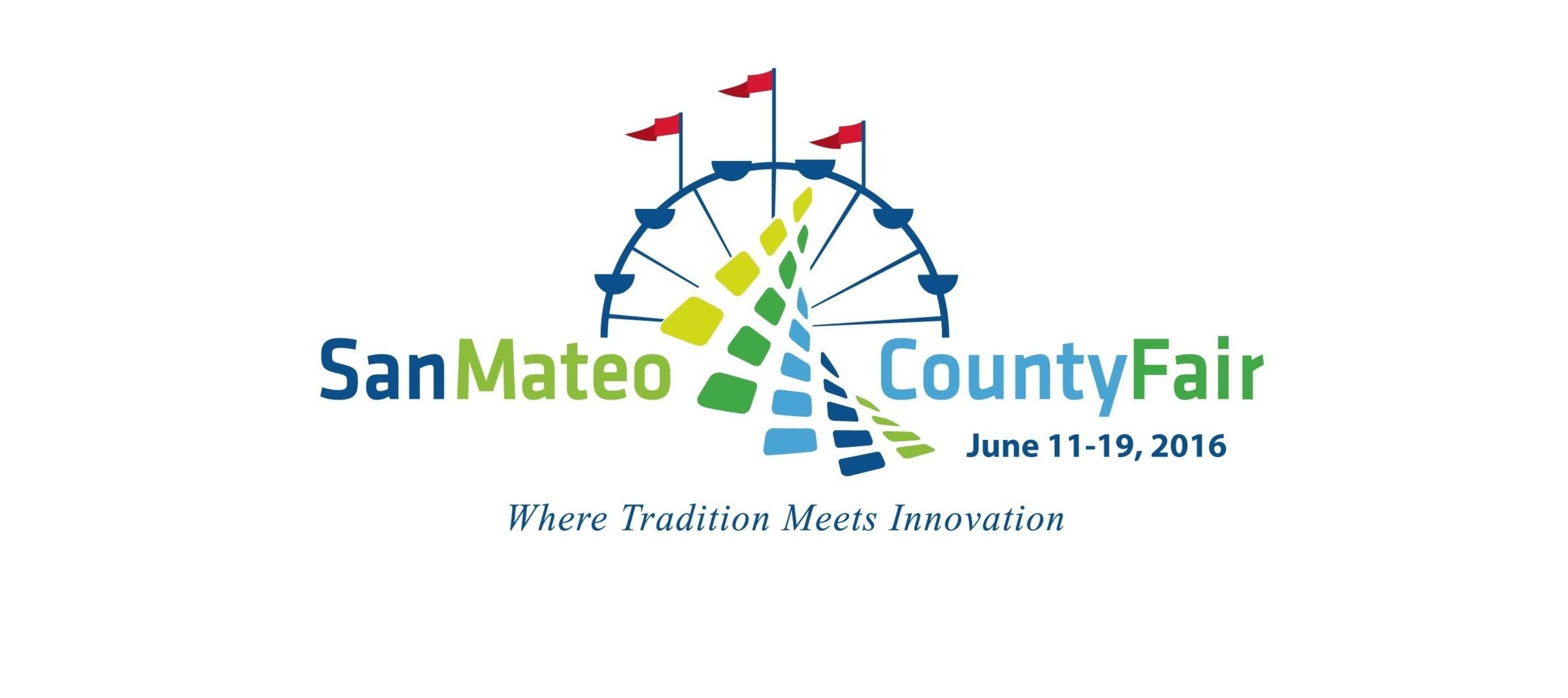 It's the Summer of Love - Redux! June 10 - 18 San Mateo County Fair
