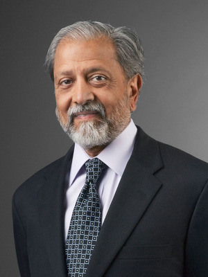 """""""2013 was a very successful year which can be attributed to the commitment we share with our policyholder-owners to make their facilities and businesses more resilient,"""" said Shivan S. Subramaniam, chairman and chief executive officer. (PRNewsFoto/FM Global) (PRNewsFoto/FM GLOBAL)"""