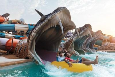 Yas Waterworld (PRNewsFoto/Miral Asset Management)
