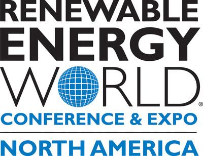 Renewable Energy World Conference & Expo North America.  (PRNewsFoto/PennWell Corporation)