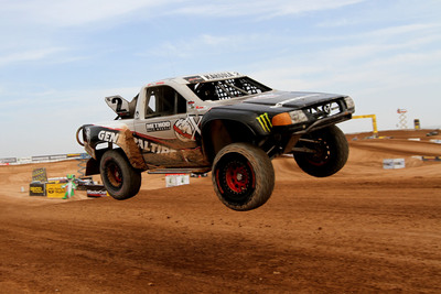 Jeff 'Ox' Kargola Annihilates the Competition, Taking First at Round 2 of the Lucas Oil Off-Road Racing Series and Placing Second Overall