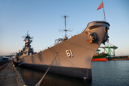Wargaming America to Bring History Alive with Virtual Ship Battles aboard the USS IOWA